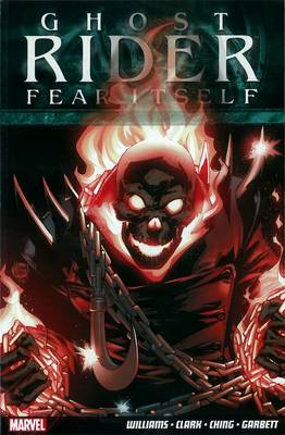 Ghost Rider Ghost Rider: Fear Itself Fear Itself by Rob Williams