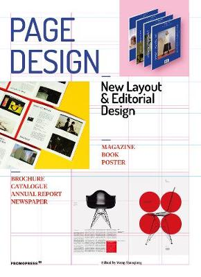 Page Design: Printed Matter and Editorial Design by Wang Shaoqiang