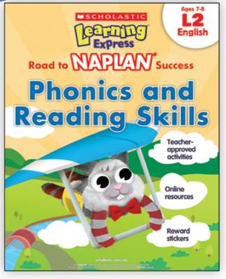 Learning Express NAPLAN: Phonics & Reading Skills L2 by