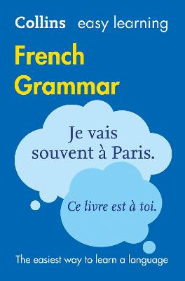 Easy Learning French Grammar by Collins Dictionaries