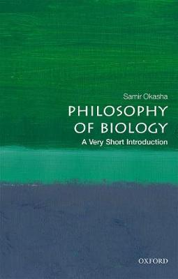 Philosophy of Biology: A Very Short Introduction by Samir Okasha