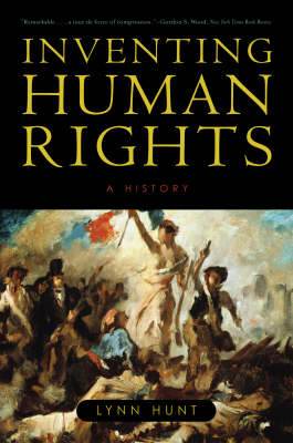 Inventing Human Rights book
