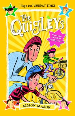 QUIGLEYS_ THE by Simon Mason