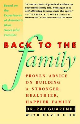 Back to the Family book