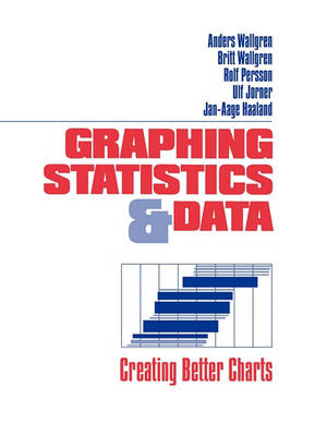 Graphing Statistics & Data by Anders Wallgren