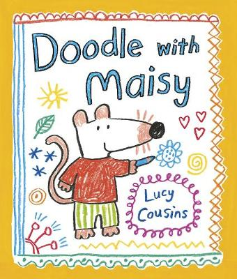 Doodle with Maisy book