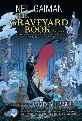 The Graveyard Book Graphic Novel, Part 1 by Neil Gaiman