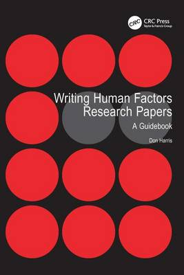 Writing Human Factors Research Papers by Professor Don Harris