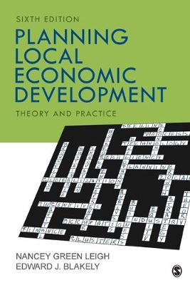 Planning Local Economic Development by Edward J. Blakely