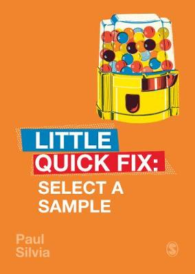 Select a Sample: Little Quick Fix by Paul Silvia