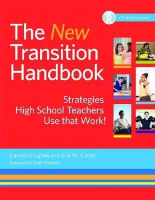 New Transition Handbook by Erik W. Carter