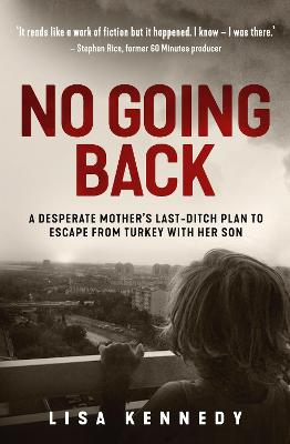 No Going Back book