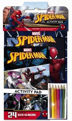 Marvel: Spider-Man Activity Bag book