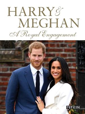 Harry & Meghan: A Royal Engagement by Halima Sadat