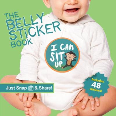 The Belly Sticker Book by Duopress Labs