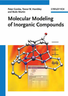 Molecular Modeling of Inorganic Compounds book