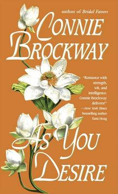 As You Desire by Connie Brockway