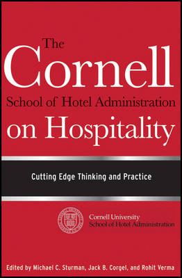 Cornell School of Hotel Administration on Hospitality book