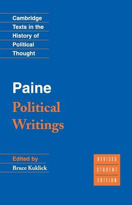 Paine: Political Writings book