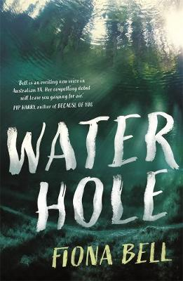 Waterhole by Fiona Bell