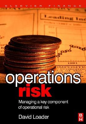 Operations Risk by David Loader