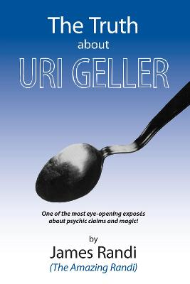 The Truth about Uri Geller book