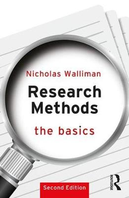 Research Methods: The Basics book