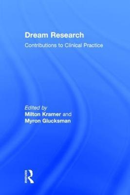Dream Research by Milton Kramer