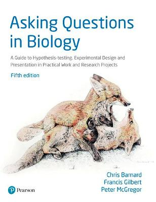 Asking Questions in Biology by Chris Barnard