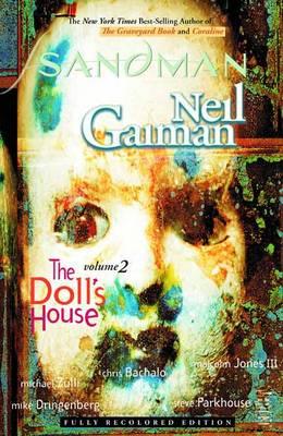 Sandman TP Vol 02 The Dolls House New Ed book