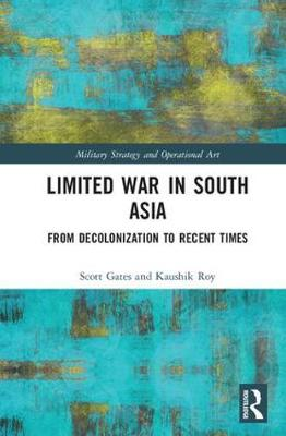 Limited War in South Asia by Professor Scott Gates