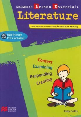 Lesson Essentials Literature by Katy Collis