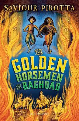 The Golden Horsemen of Baghdad book