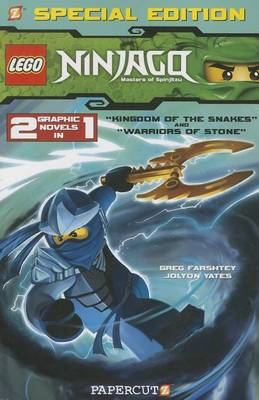 Lego Ninjago Special Edition: #1 2 in 1 by Greg Farshtey, Jolyon Yates