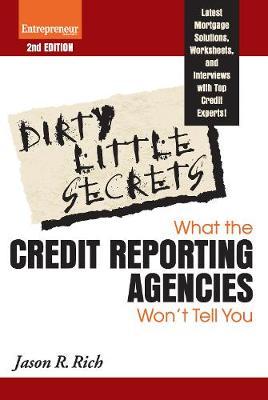 Dirty Little Secrets by Jason Rich