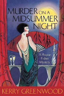 Murder on a Midsummer Night book