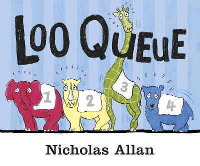 Loo Queue by Nicholas Allan