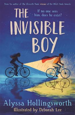 The Invisible Boy by Alyssa Hollingsworth