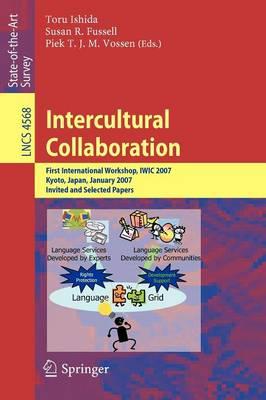 Intercultural Collaboration by Toru Ishida