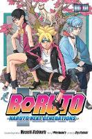 Boruto, Vol. 1 by Masashi Kishimoto