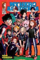 My Hero Academia, Vol. 4 by Kohei Horikoshi