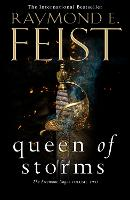 Queen of Storms (The Firemane Saga, Book 2) by Raymond E. Feist