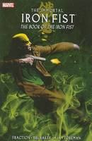 Immortal Iron Fist by Leandro Fernandez