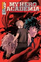 My Hero Academia, Vol. 10 by Kohei Horikoshi