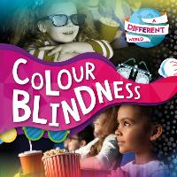 Colour Blindness by Robin Twiddy