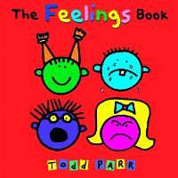 Feelings Book by Todd Parr