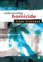 Understanding Homicide by Fiona Brookman