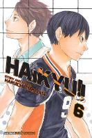 Haikyu!!, Vol. 6 by Haruichi Furudate
