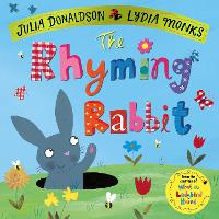 Rhyming Rabbit by Julia Donaldson