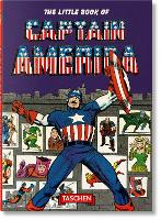Little Book of Captain America by Roy Thomas